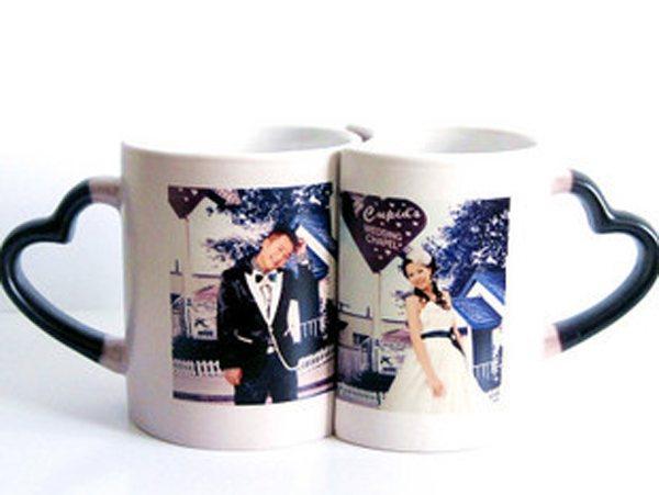 西安变色杯子,情侣变色杯定制批发 个性杯子 尚美创意礼品网-变色杯图片