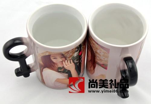 情侣对杯变色杯