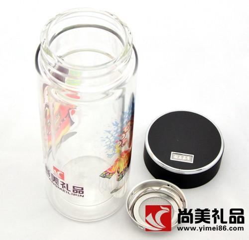 双层水晶杯