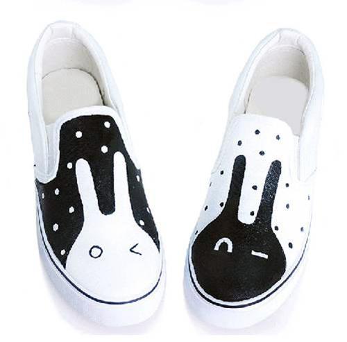 手绘鞋子DIY活动