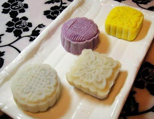 中秋月饼DIY活动